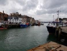 Southern England coastal town