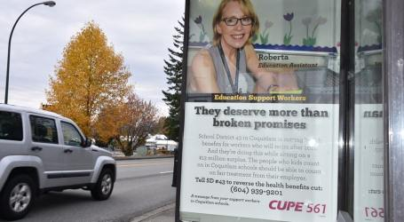 CUPE 561 stands up for post-retirement health benefits