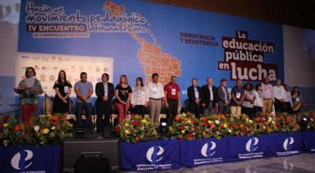 Latin American unions gear up for national challenges in education sector
