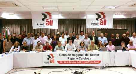 Pulp and paper sector makes plans to strengthen unions in Latin America