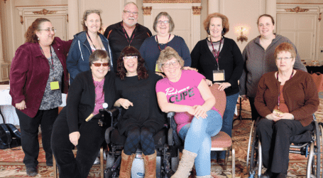 Ending discrimination against people with disabilities