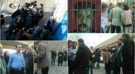 All December 26th detainees, including Robabeh Rezaee and Hassan Saeidi, were released. Tehran bus workers' syndicate condemns the brutal assault: