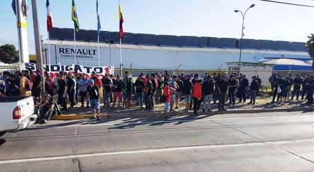 Renault Chile workers in victorious 15-day strike