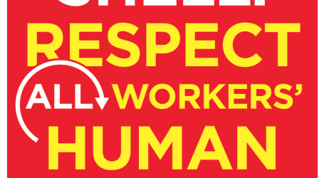 Unions at Shell to protest violations on Human Rights Day