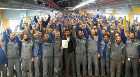 Turkey: Metal industry strike banned by the Government
