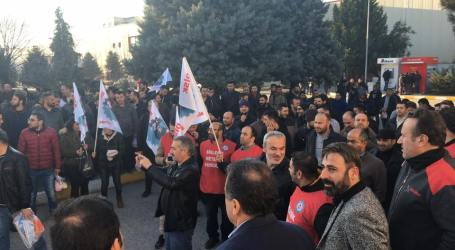 Unity, resistance and determination bring great victory to Turkish metalworkers