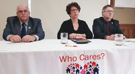 Home support care in New Brunswick: the Province must intervene