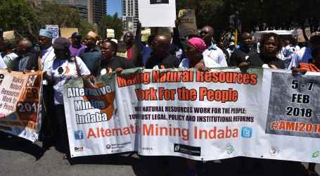 The mining industry must respect labour and community rights: IndustriALL