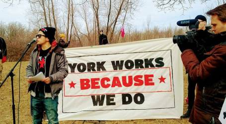 As forced York University ratification vote begins, CUPE 3903 urges striking members to reject employer's offer