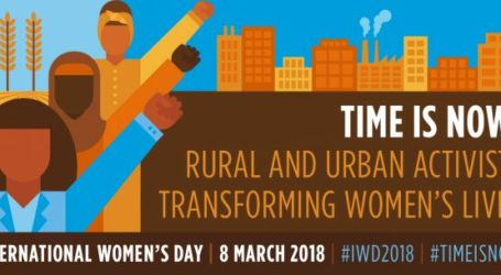 Education Unions Celebrate Women's Activism on International Women's Day 2018