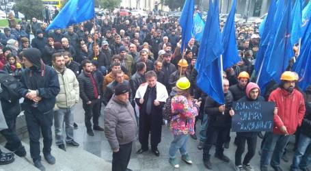 Georgian trade unions criticize new labour safety law