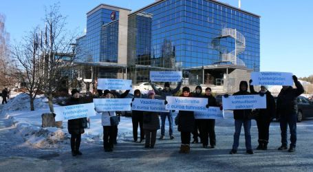 HKScan meat workers in Estonia strike for rights, recognition and a collective agreement