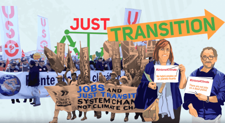 Just Transition is at the risk of being hijacked