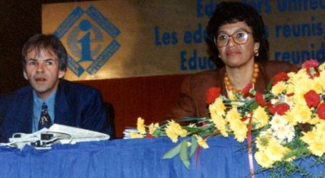 new podcast looks back at 25 years of Education International's history
