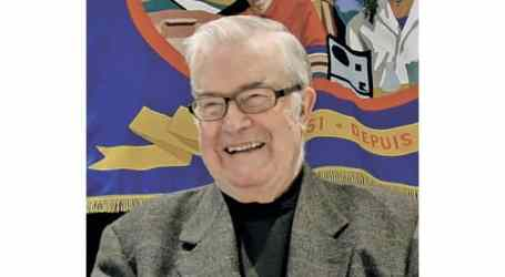 Passing of outstanding Canadian education unionist