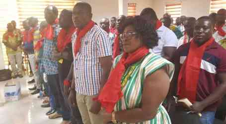 Union in Ghana calls for strike against retrenchment of 2,150 mineworkers