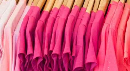 On April 11, wear your best pink