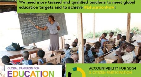 Free public quality education for all