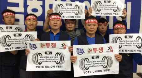 FEATURE: Union Busting, IndustriALL affiliates under attack