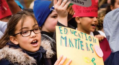 New campaign to drive national education monitoring
