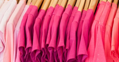 On April 11 wear your best pink