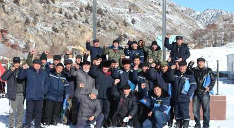 PROFILE: Organizing is a well-defined priority in Kyrgyzstan