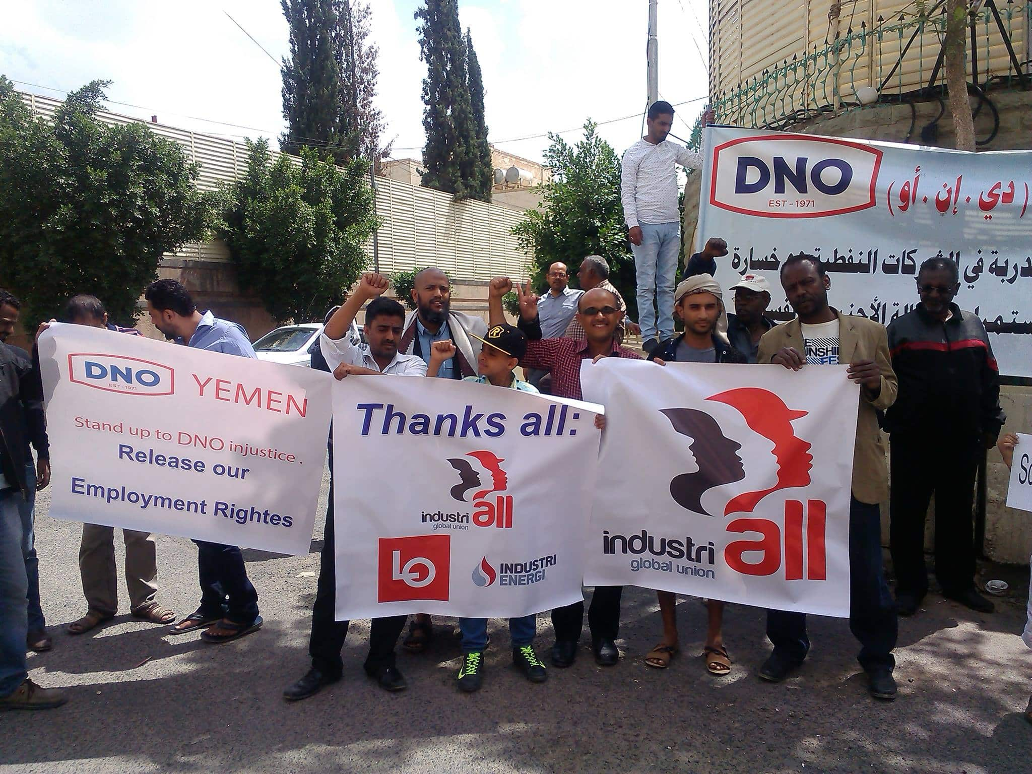 Yemen: DNO fails to respect Supreme Court ruling