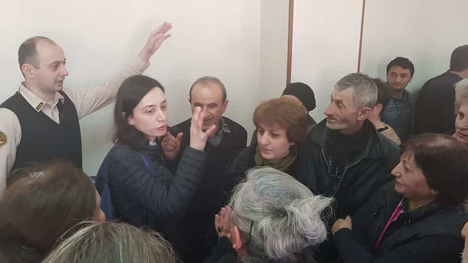 Court rules in favour of chemical workers at Rustavi Azotin Georgia