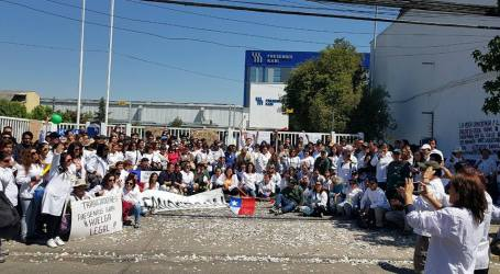 Workers at Fresenius Kabi in Chile call off strike after reaching agreement