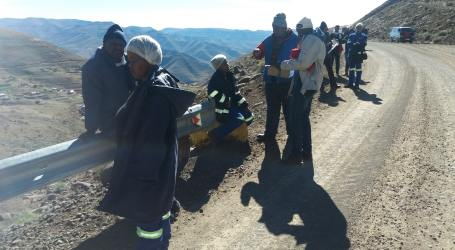 Organizing the diamond mining industry in Lesotho