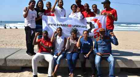 Young workers forum launched in South Africa