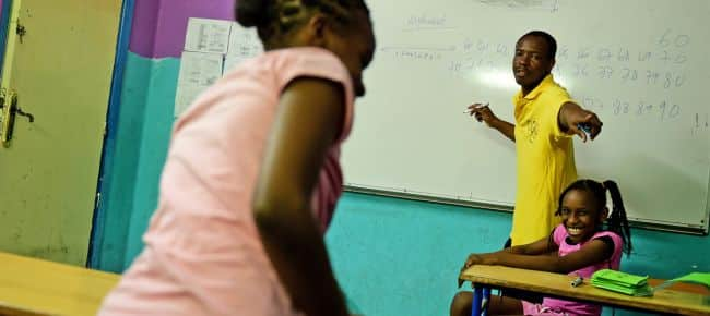 Safe, quality education for all learners