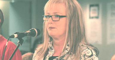 Sherry Hillier presents at hearings for the NL Auto Insurance Review