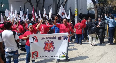 Los Mineros wins right to represent workers at Teksid Mexico after 4-year struggle