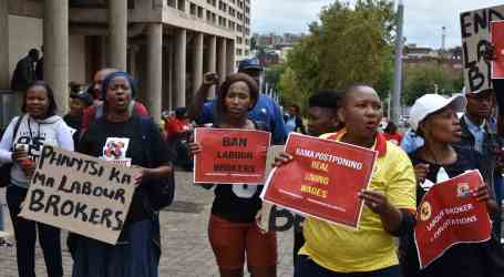 South Africa: union in historic court victory against precarious work