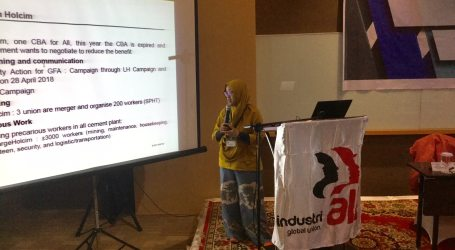 South East Asia cement unions call for sustainable future