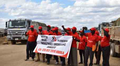 Zambian unions petition Dangote on violation of workers' rights