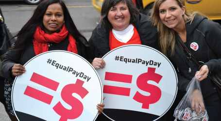Be a part of CUPE's fight for pay equity