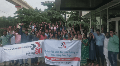 India: unions to tackle challenges faced by young workers