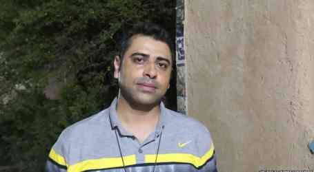 Esmail Bakhshi was reportedly released on a heavy bill
