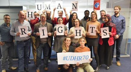 On Human Rights day, it is time to reflect, stand up, speak out and act