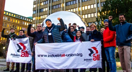 Strong union presence in renewables is key to future