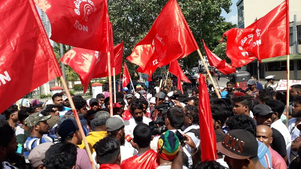 ATG Ceylon workers protest repeated rights violations