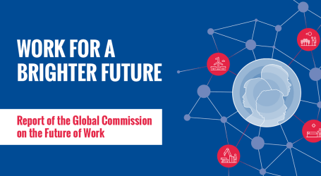 ILO puts people first in future of work report