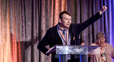 Long-time City of Calgary foreman elected new president of CUPE Alberta