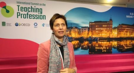 9th International summit on the Teaching Profession looks into the future of teaching and learning