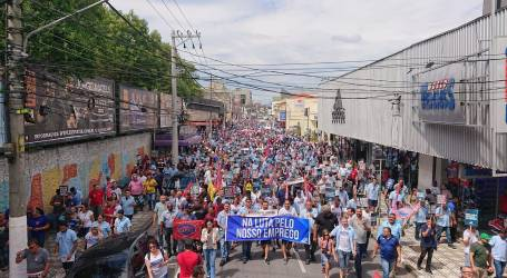 Brazil: protests against Ford plant closure