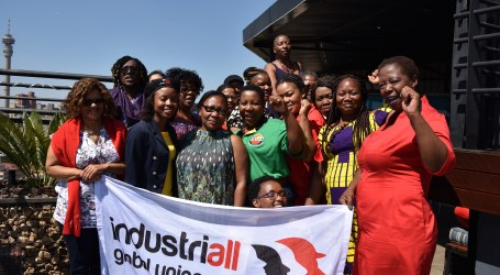 IndustriALL National Women's Council of South Africa is founded