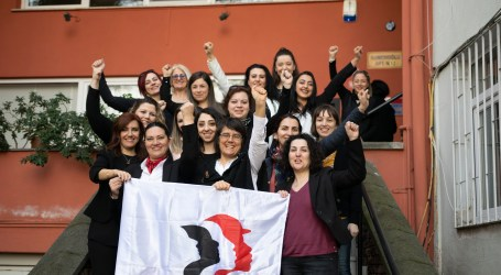 IndustriALL women in Turkey stand for equality and rights