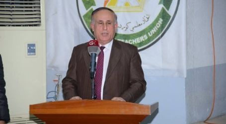 The region and education system of Kurdistan pass into oblivion